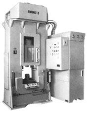 油圧駆動型スクリュープレス(ハイドロスクリュープレス)