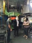 3.ブエノスアイレスの鍛造工場
