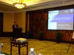 ICGF 上海、講演発表 201709