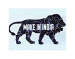 スローガン「Make in India」のロゴマークの画像