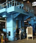 稼働当時のSONA社鍛造工場の様子の画像